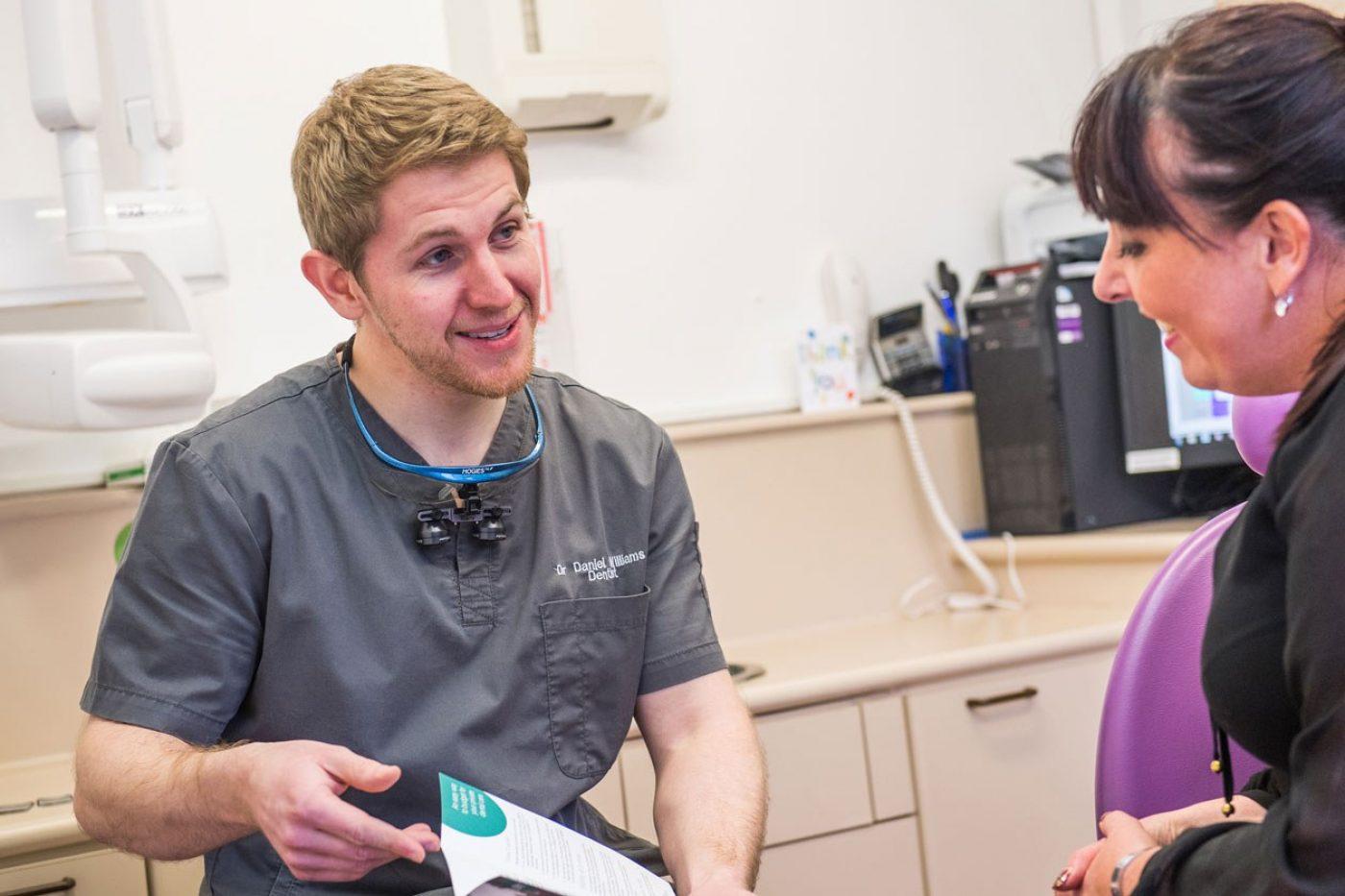 Finaghy Orthodontics Consultation