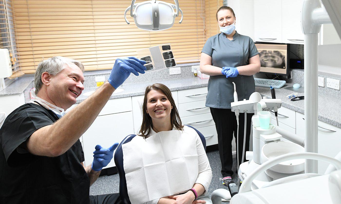 Teeth Whitening Mirror