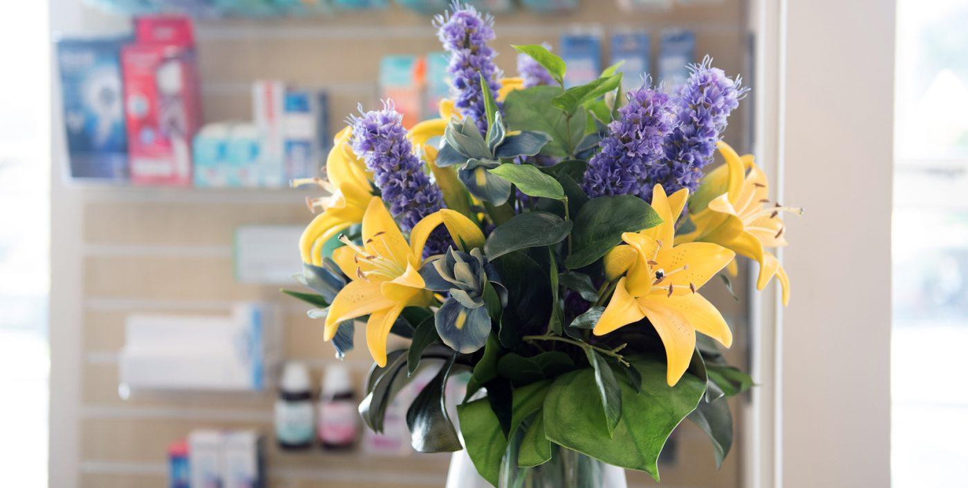 Longwell Green Flowers