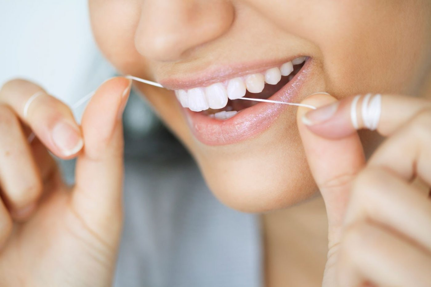 Care And Advice Flossing Morwenna Dental Bude