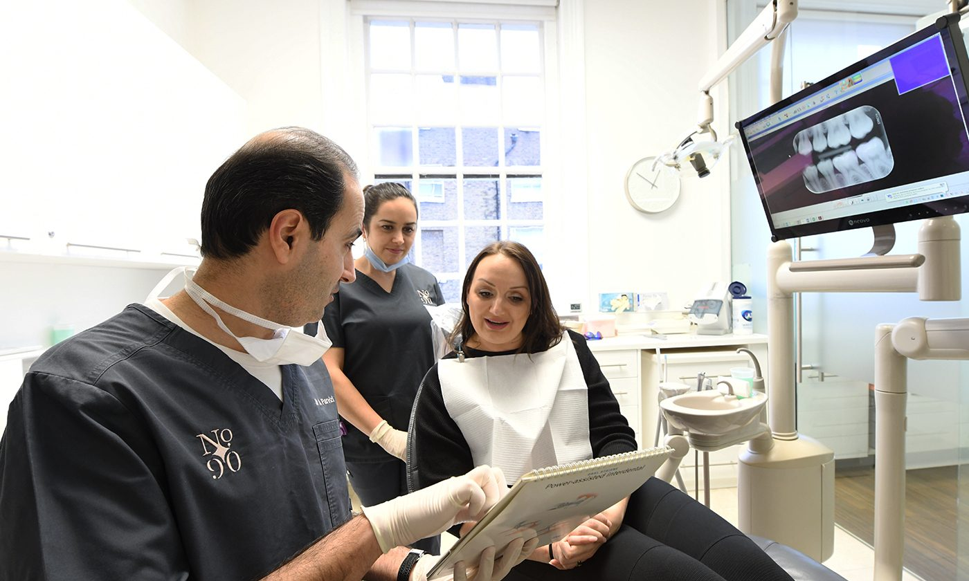 Capel Dentist And Patient