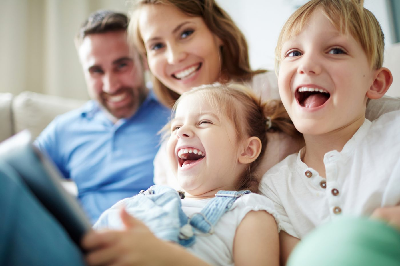 Capel Family Visit