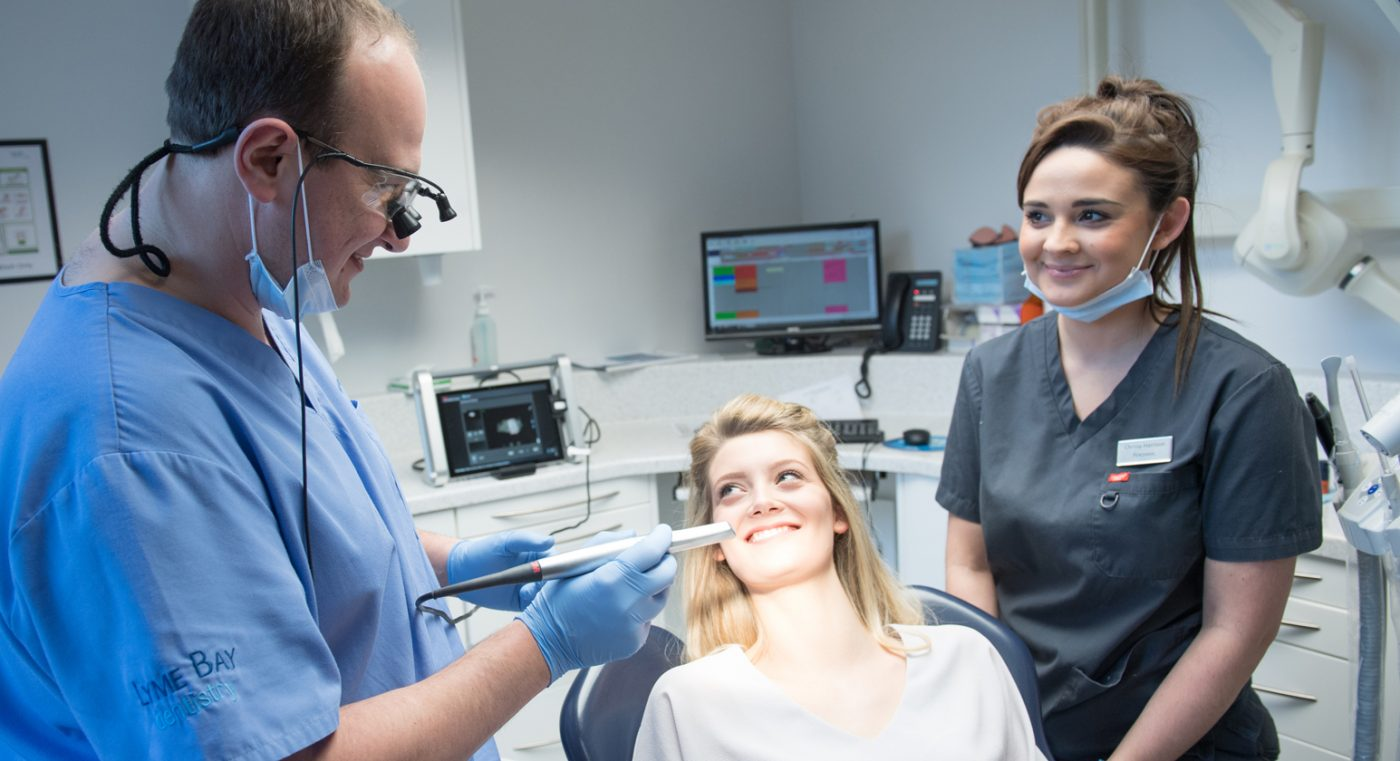 glasgow Dental Implants Scanner