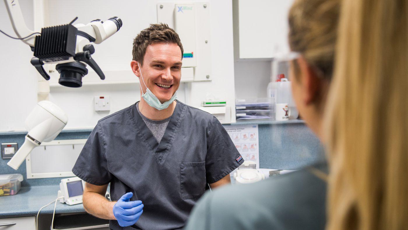 Cameron Dental Nurse