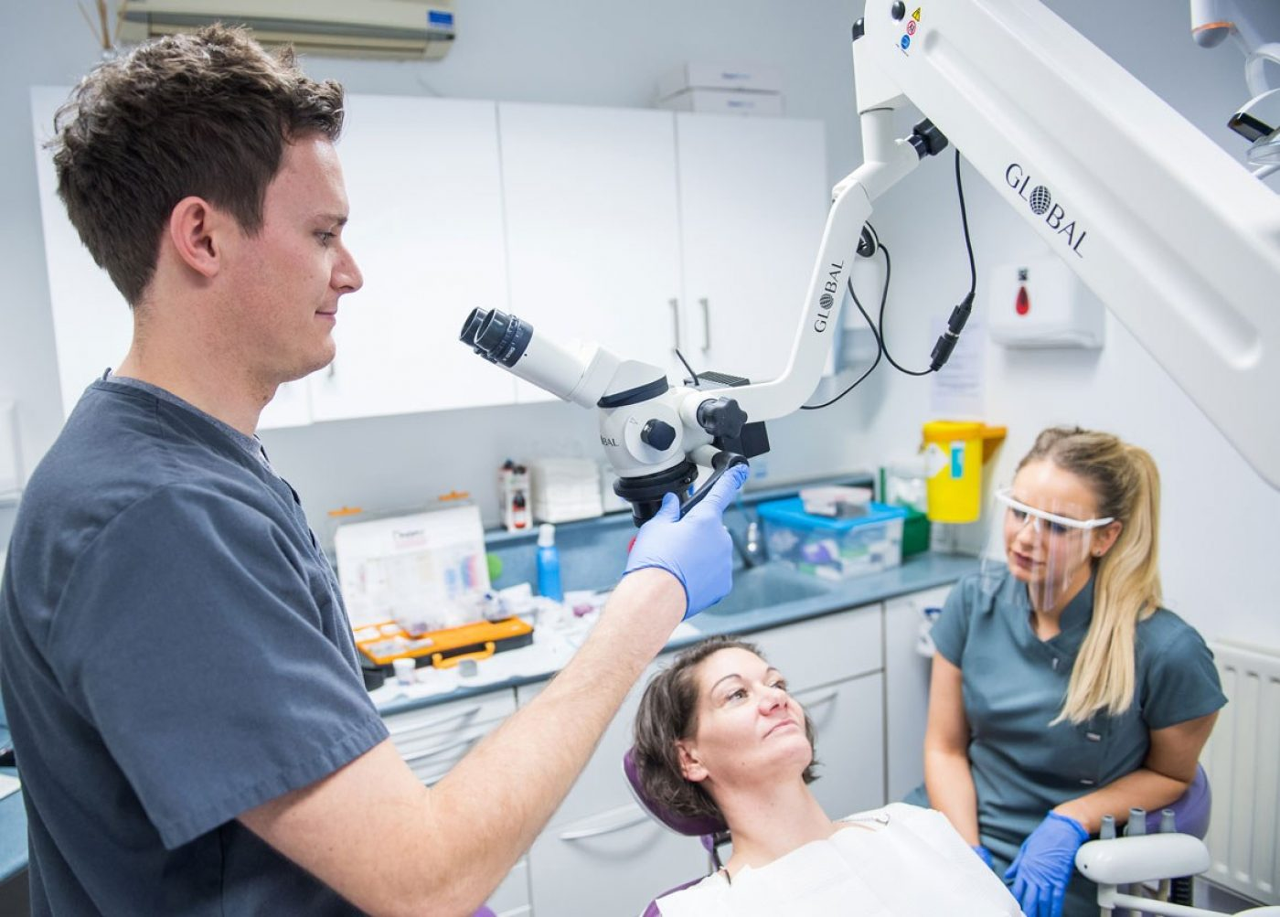 Root Canal Courtrai House Dental Implant Clinic