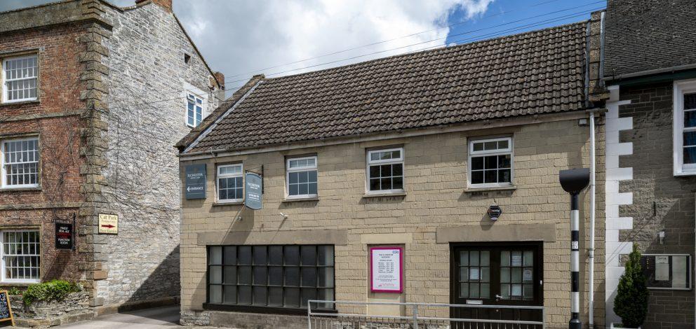 Somerset Ilchester Exterior