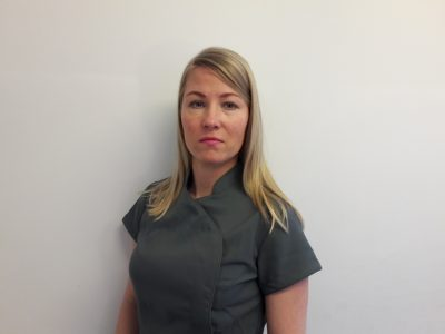 Irina Mannima Munius Decontamination Nurse, Kettering