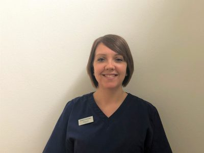 Andrea Greasley Dental Nurse