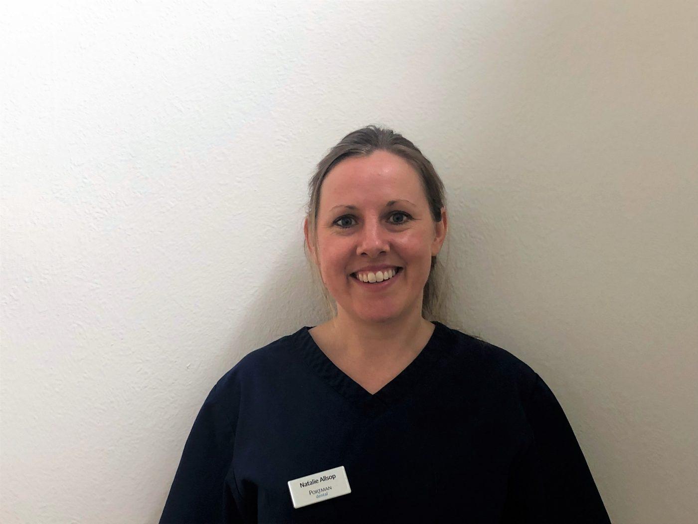 Natalie Allsop Dental Nurse