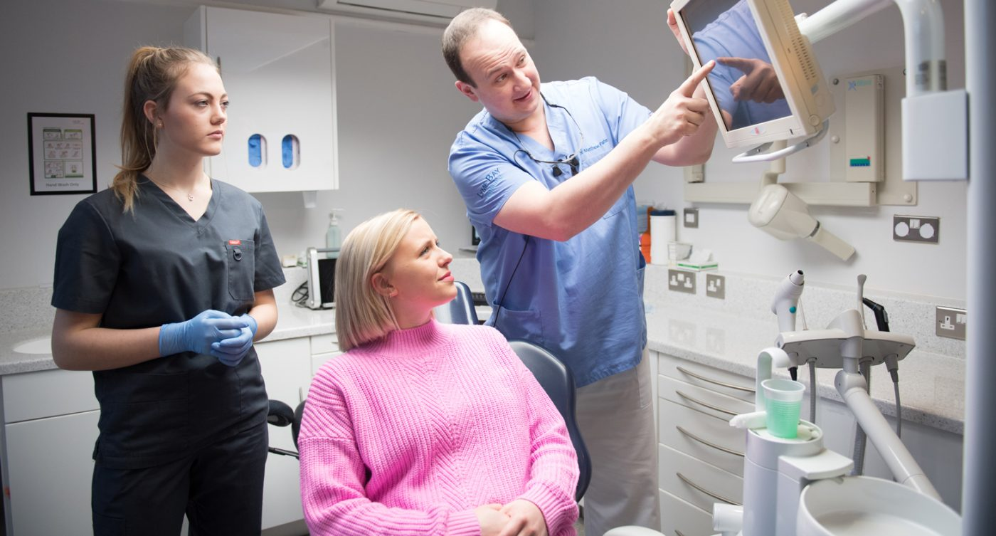 Fillings Portman Dental And Implant Clinic Maidenhead