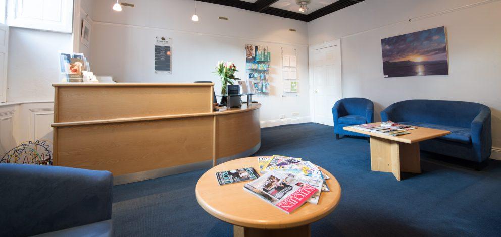 Lymebay Waitingroom