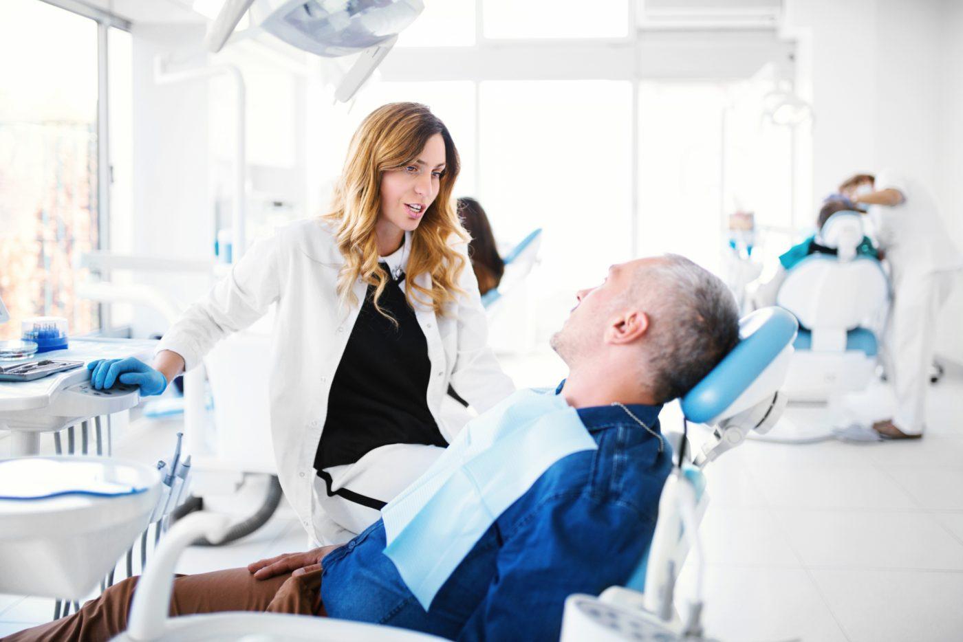 Capel Replacing Teeth