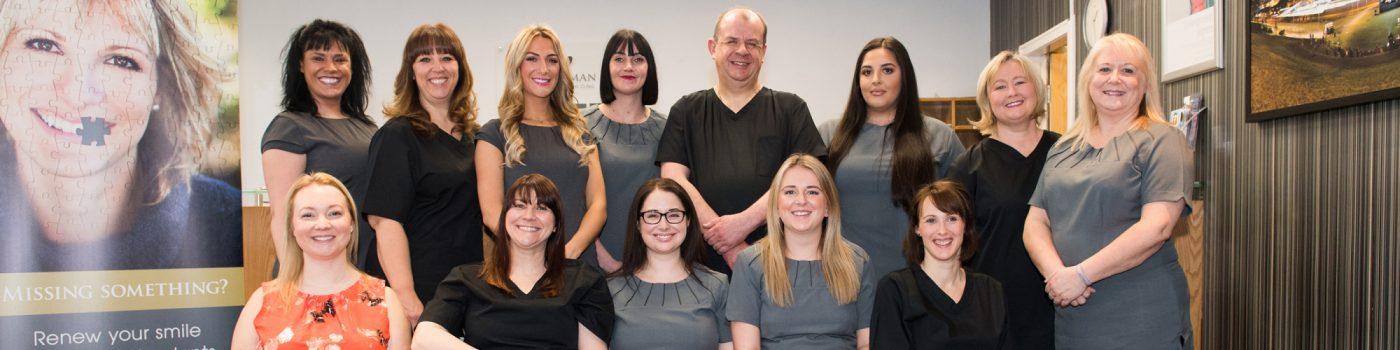 Sheffield Team Group Photo