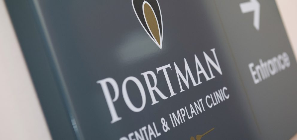 Portman Sign 5532