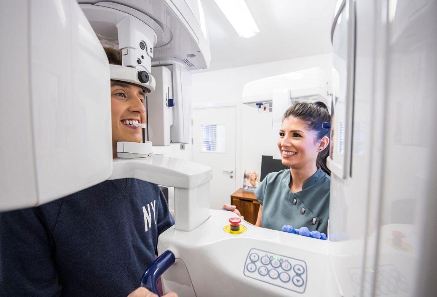 Dental Implants Ctscanner