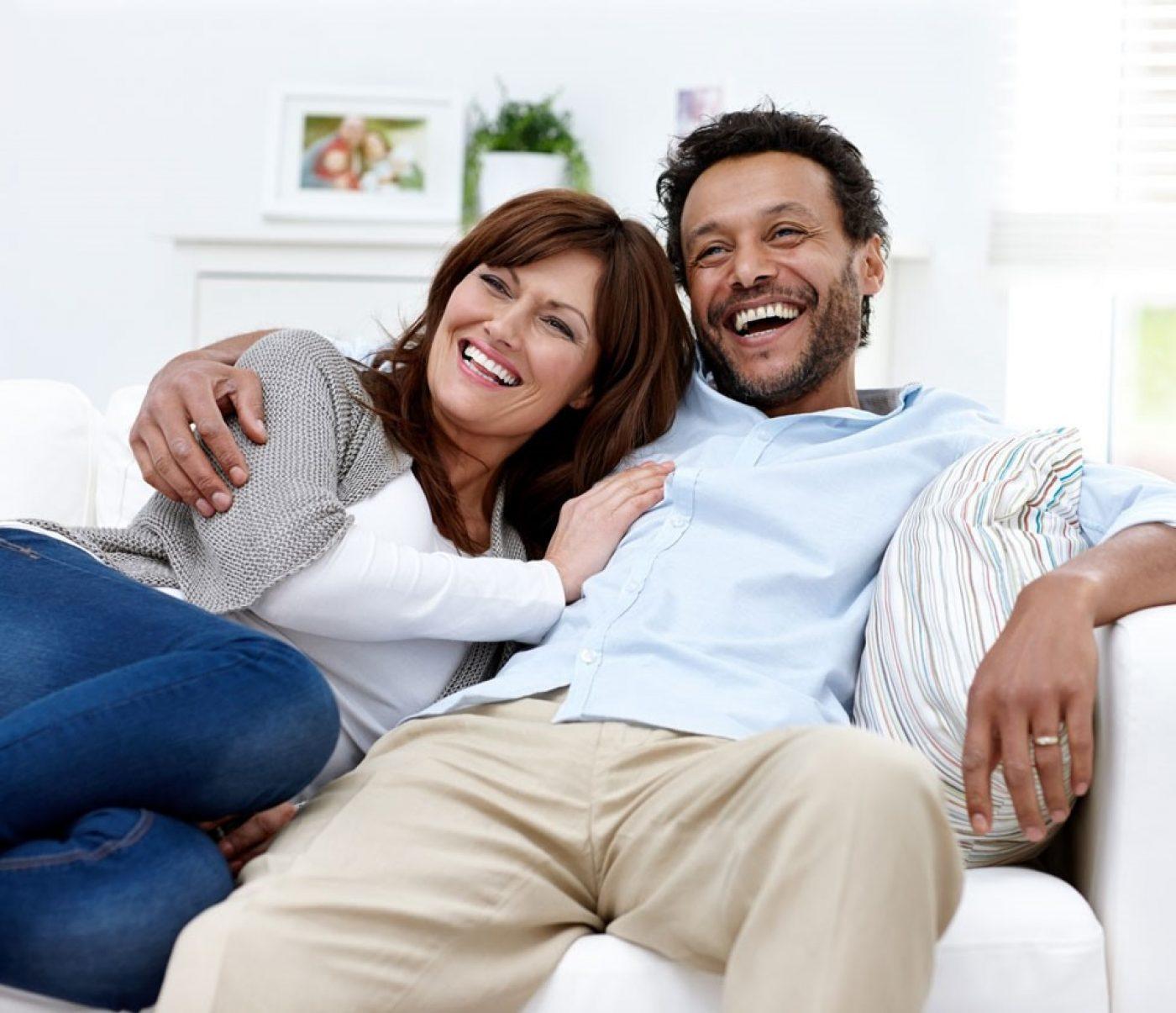 Woman 30S Smiling Plain Background 504884680