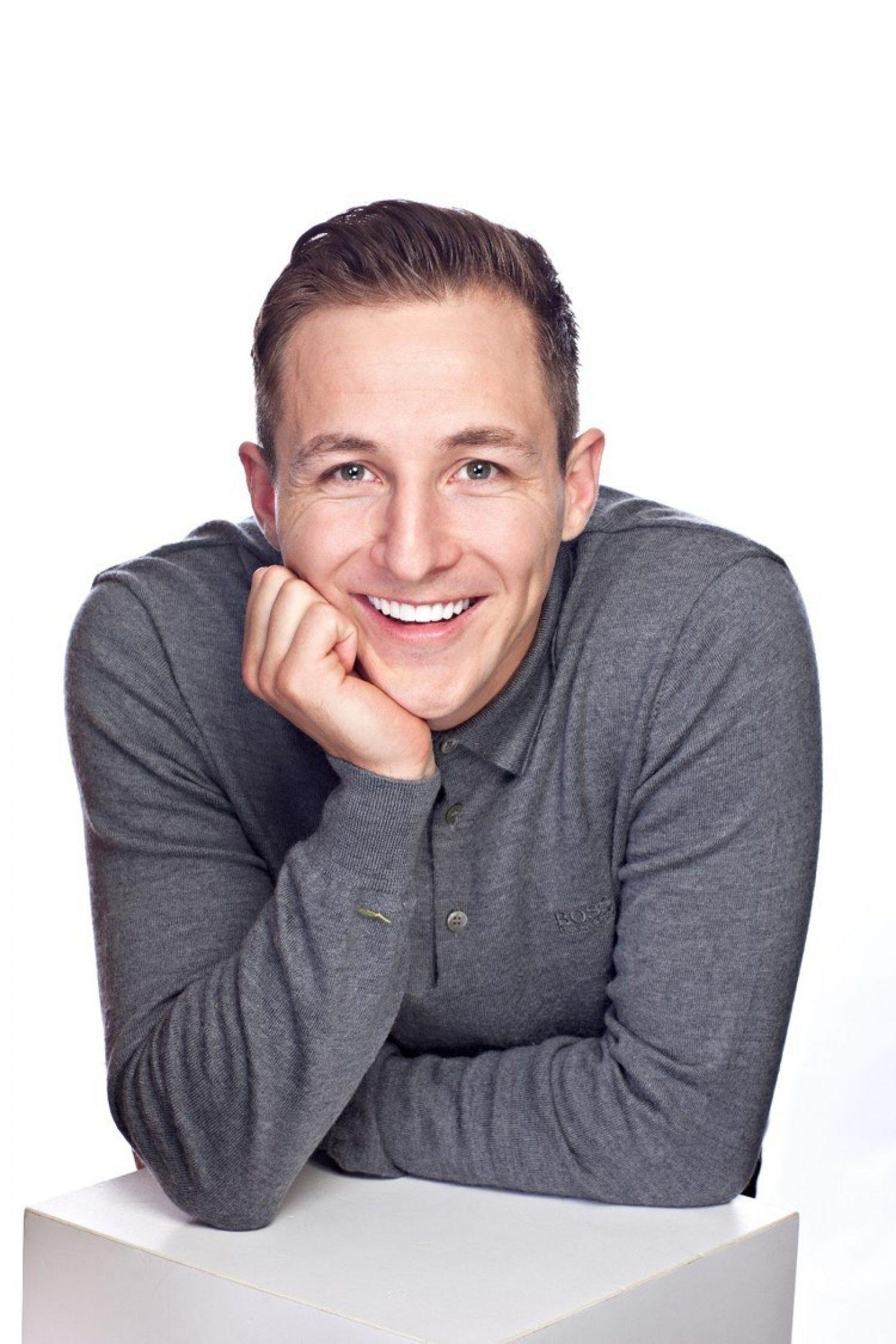 Jack Iley Smile Makeover
