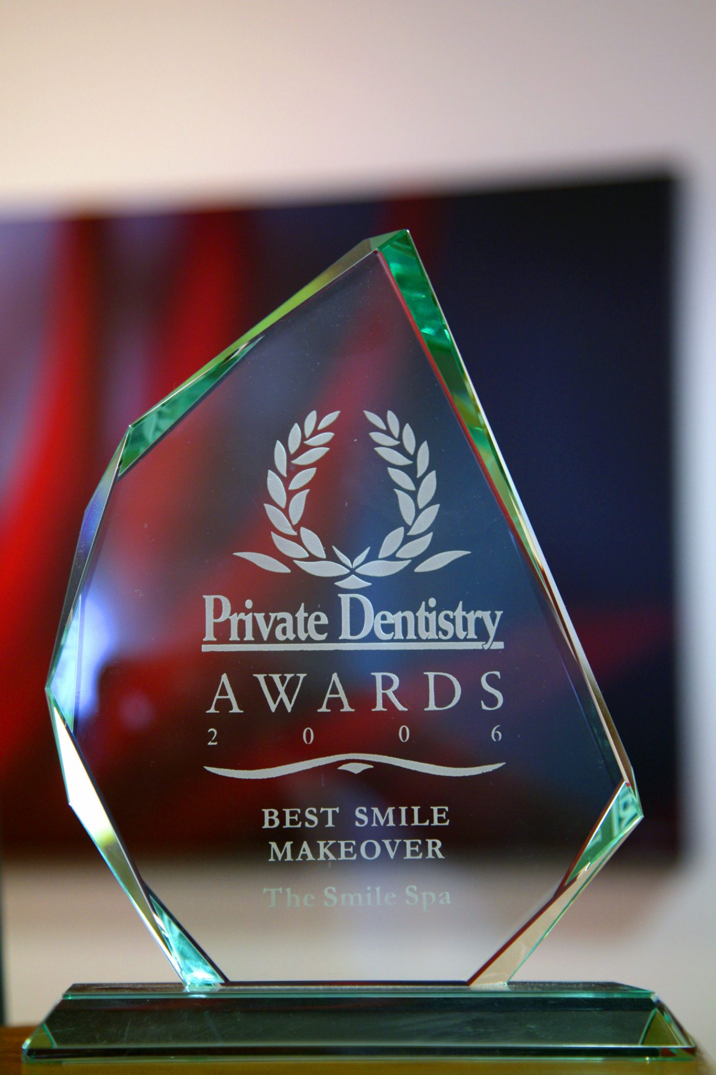 Smile Makeover Award