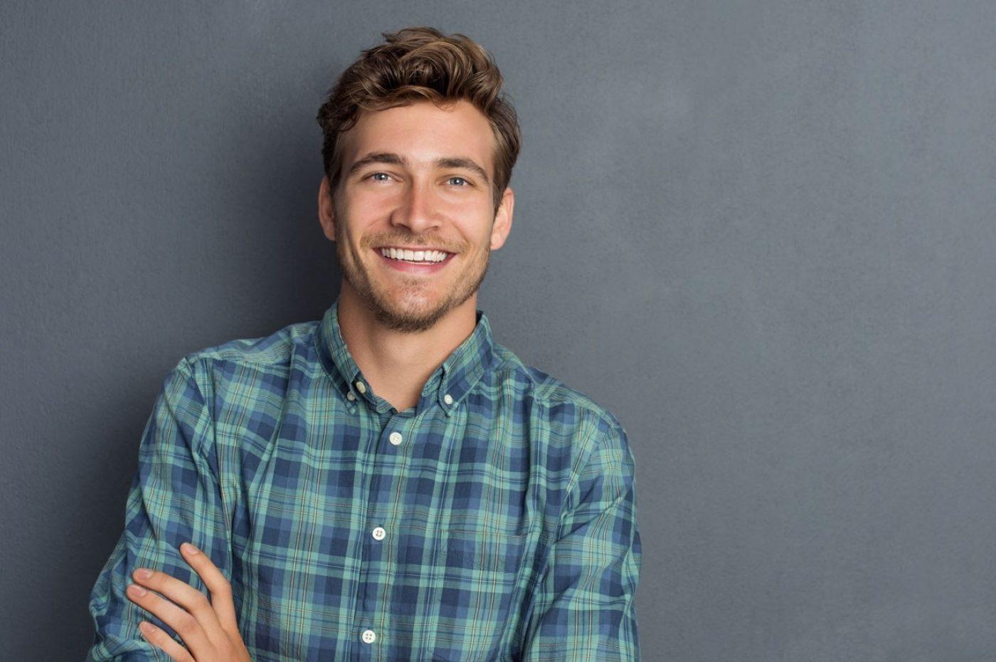 Portway Dental Checkups Man