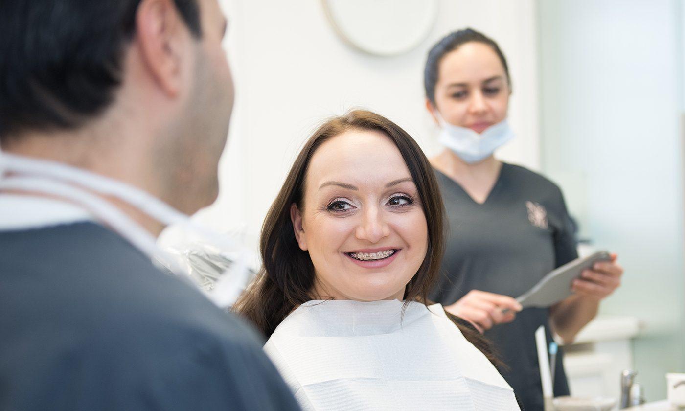 Teeth Straightening Braces Kirkgate Private Dentist 3